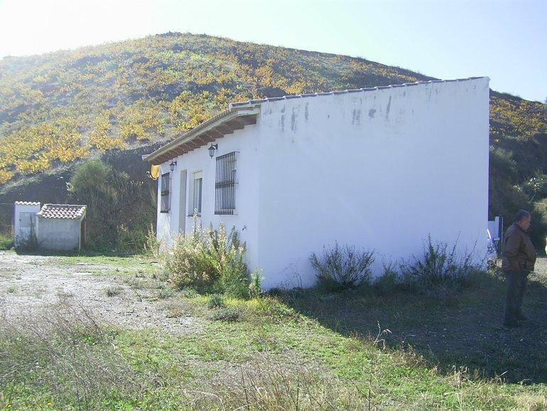 Casa Parcela Bonita